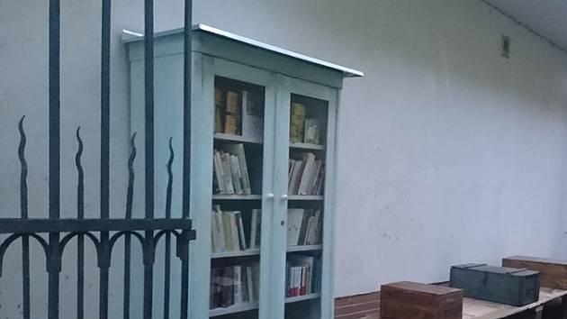 Chotěboř se dočkala své knihobudky