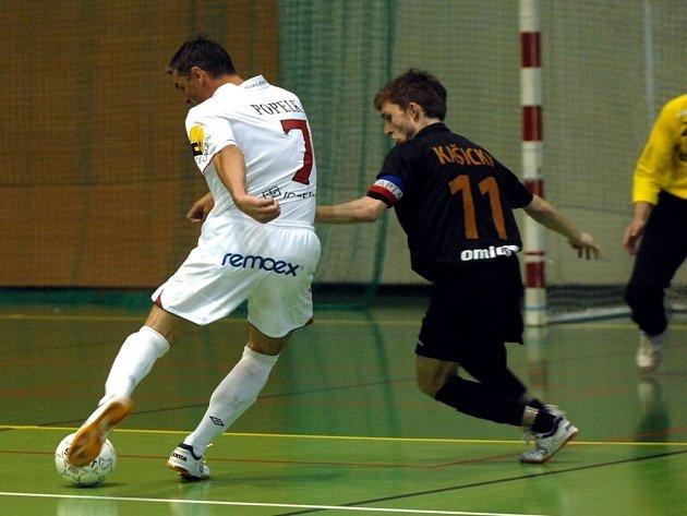 Rozhodnou Chrudimští finále futsalové ligy ve svůj prospěch?