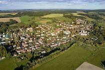 Městys Krucemburk.