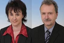Do říjnových komunálních voleb za ČSSD kandiduje Ivana Mojžyšková i Jan Míka.