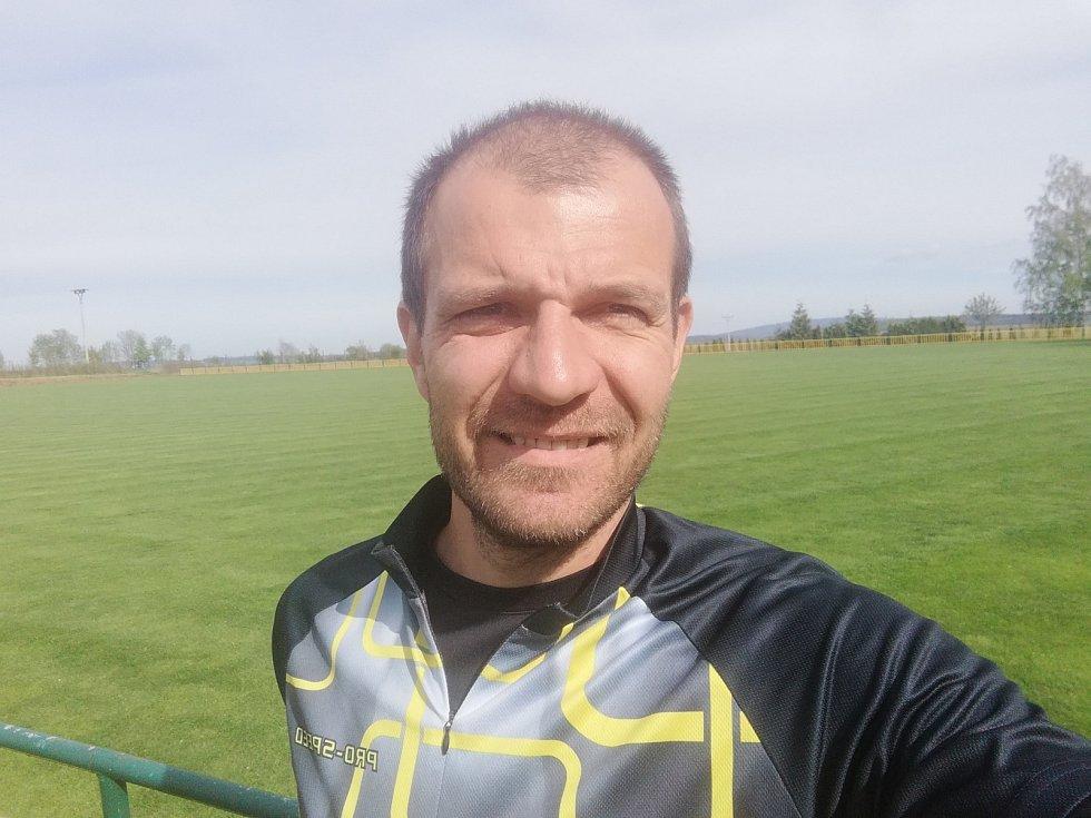 Miroslav Kozlík (TJ Dolní Město)