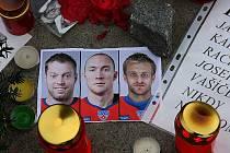 Ve středu to bylo pět let, kdy tragicky zahynuli při pádu letadla tři čeští hokejoví reprezentanti.