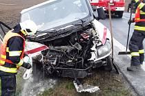 Příčina nehody u Svatého kříže se vyšetřuje.