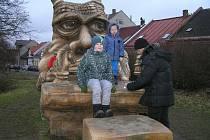 Na Mikulášské stezce čekala na děti i dospělé spousta her a zábavy.