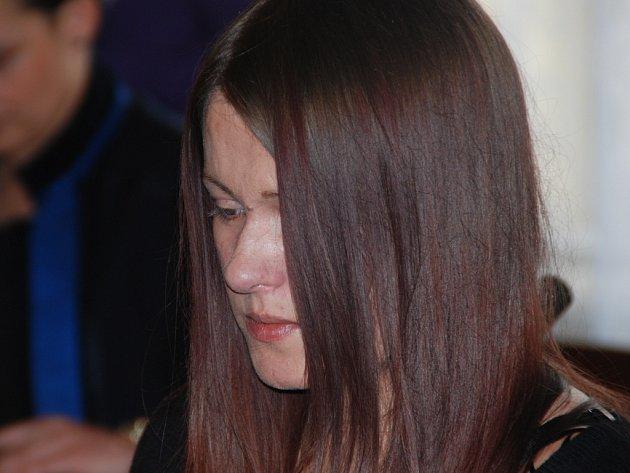 Barbora Orlová zabila vloni v říjnu ve žďárské škole studenta Petra Vejvodu, další lidi zranila.