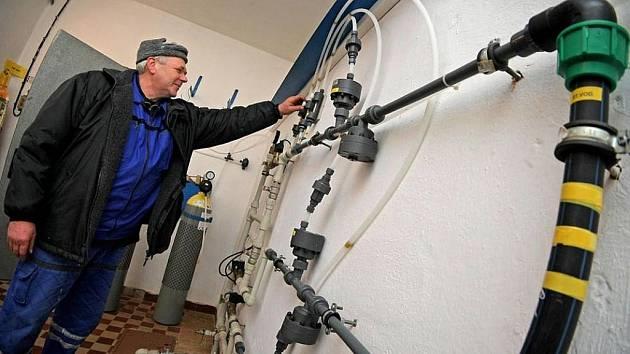 Pitná voda, která teče z kohoutku na Havlíčkobrodsku, patří podle lidí k nejlepším.