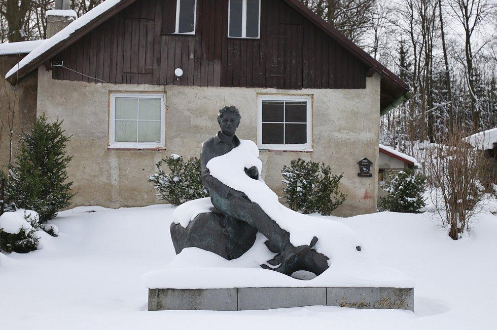 Lipnice nad Sázavou, místo kde dožil autor Švejka Jaroslav Hašek