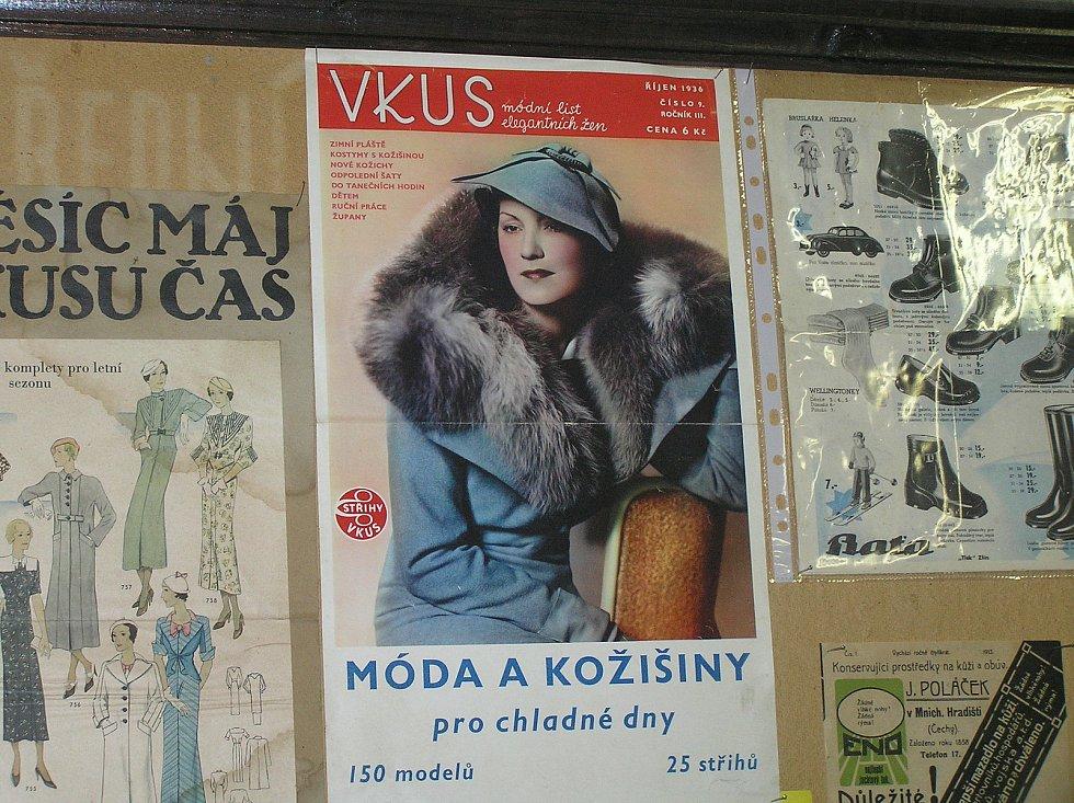 Návštěva muzea ve Studenci je návrat do starých časů