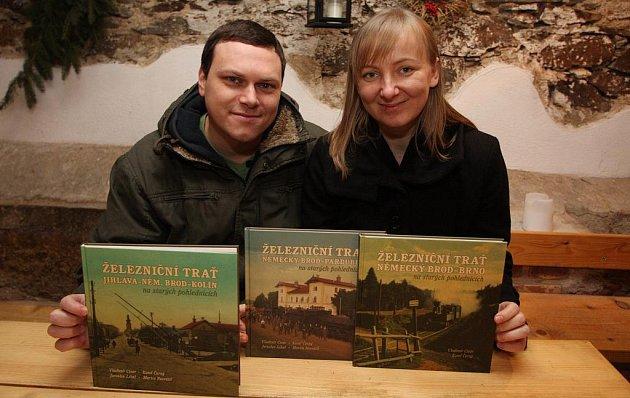 Mladý polský právník miluje českou železnici