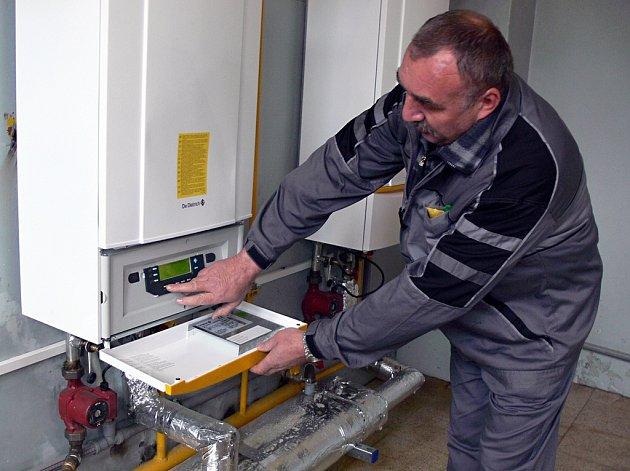 Odborná kontrola plynových kotlů, karem a dalších plynových spotřebičů je naprosto nezbytnou součástí jejich běžného používání. Ilustrační foto: