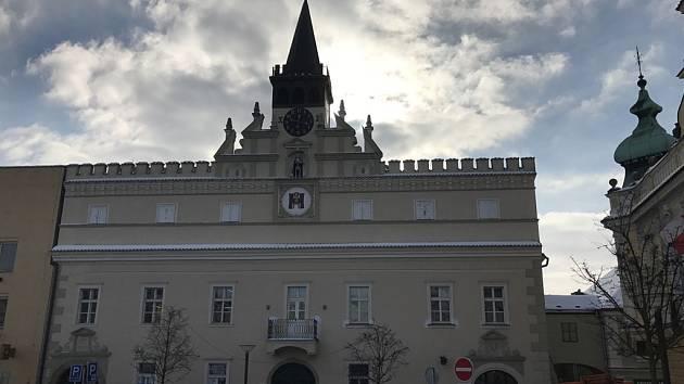 Havlíčkobrodská Stará radnice.