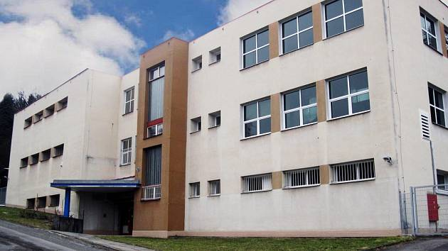 Centrum denních služeb Barborka v Ledči nad Sázavou.