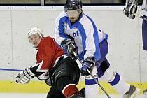 Laciné branky. Ty srazily do kolen světelské hokejisty v zápase s Chocní.