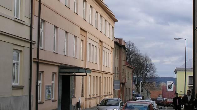 Městský úřad v Chotěboři.