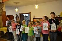 Největší turnaj dětského šachu se uskutečnil v sobotu 27. dubna v Havlíčkově Brodě.