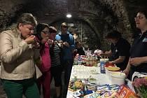 Expozice v radničním sklepení, farní stodole a Starém špitále zhlédlo na 3 000 lidí. Ilustrační foto.