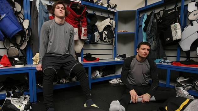 Česká hokejová reprezentace žije týdenním soustředěním v havlíčkobrodské Kotlině. Chystá se do Kanady, ale vBrodě nejdřív změří síly s Bělorusy.