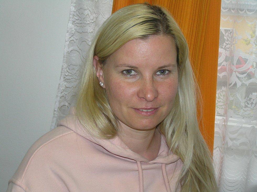 Petra Čermáková.