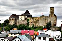 Oblíbená lokalita Lipnice nad Sázavou. Ceny nemovitostí pod milion nejdou. Foto:Deník/Archiv