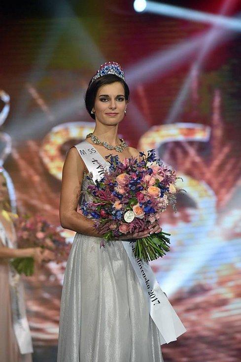 Lucie Léblová z České Bělé získala titul I. vícemiss v soutěži Miss Hasička ČeskoSlovensko 2017.