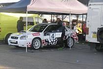 Rallye Posázaví proběhla bez problém. Pořadatelé odvedli skvělou práci