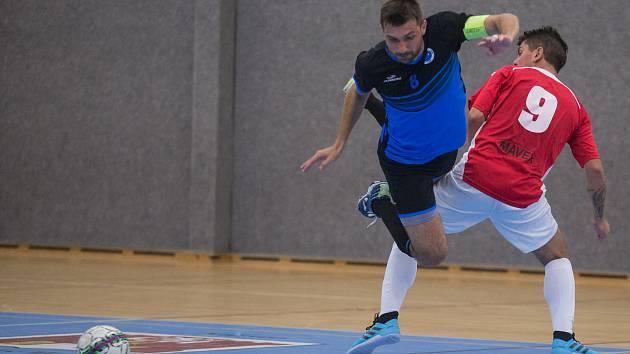 Futsalové utkání FK Boca Chotěboř. Ilustrační foto.