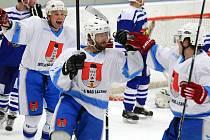 Až nájezdy rozhodly první semifinále play-off Krajské hokejové ligy mezi Světlou a Litomyšlí. Štěstí se usmálo na domácí světelské hráče.