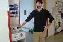 Profese ředitele je náročná, tvrdí zkušený ředitel školy Ota Benc ze Ždírce nad Doubravou.