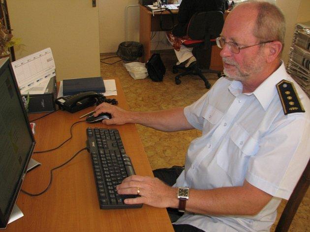 Pořadatel Pyro Caru Ivo Havlík odpovídal on-line na dotazy čtenářů internetové verze havlíčkobrodského Deníku.