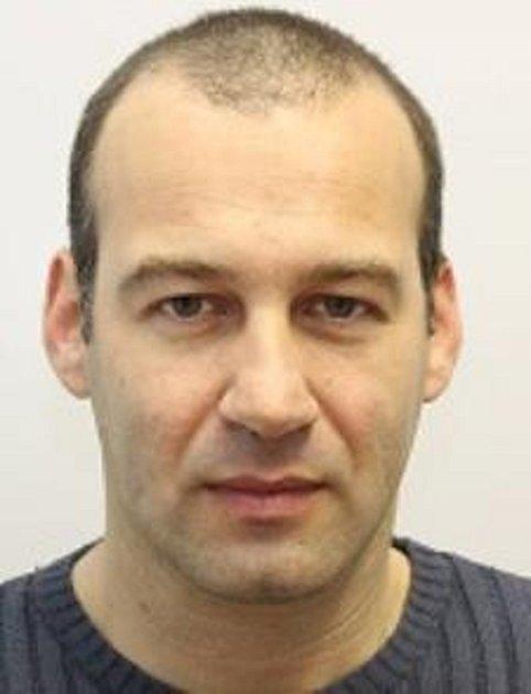 Pohřešovaný Petr Kaščák.