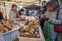 Na jaře se do měst vrátí oblíbené farmářské trhy.