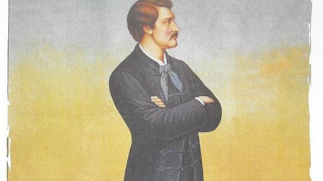Karel Havlíček Borovský.