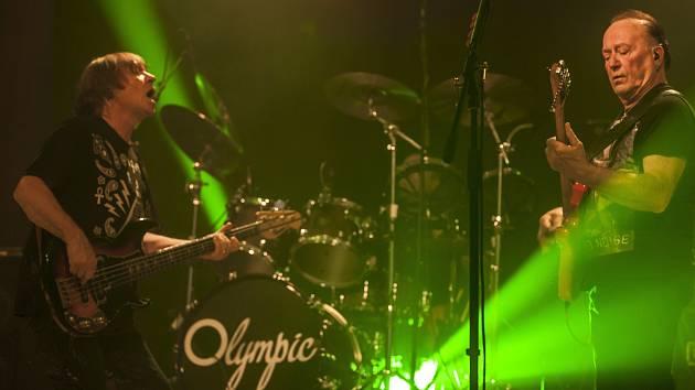 Kapela Olympic.