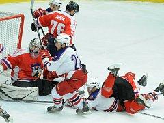 Pouze jednu branku vstřelili hokejisté brodského BK na ledě Tábora, kde prohráli 2:1.