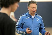 Havlíčkobrodský trenér Karel Kolesa svoje svěřence nijak nešetří. Následujících čtrnáct dní bude Slovan trénovat čtyřikrát týdně.