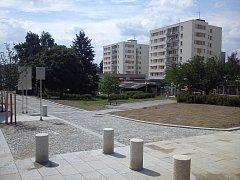Smetanovo náměstí.