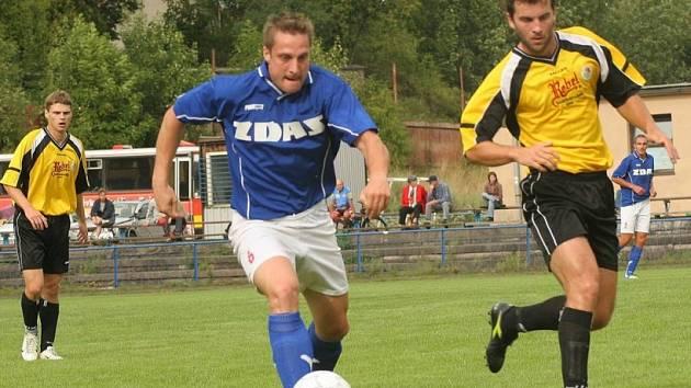 Odveta. Zápas Havlíčkova Brodu se Žďárem viděli diváci už na konci července, kdy se týmy utkaly v rámci Poháru ČMFS.