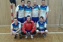 Vítězný tým.