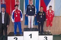 Na stupně vítězů se postavil brodský zápasník Libor Milichovský, který v Maďarsku obsadil druhé místo.