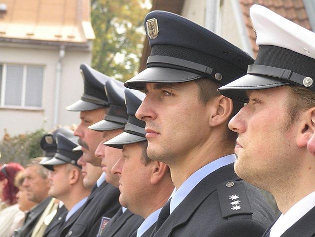 Ve zbrusu  nové služebně vPřibyslavi bude pracovat celkem jedenáct policistů.