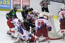 Zatím podle představ probíhá příprava mladých hokejistů HC Rebel. Junioři porazili i extraligovou Jihlavu.