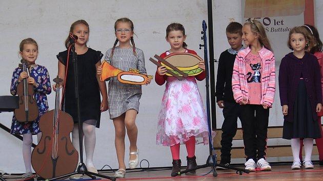 Oslavy 150 let založení ZŠ Buttulova v Chotěboři