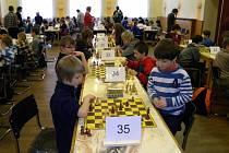 """Šachový turnaj """"O pohár Města Světlá nad Sázavou"""""""
