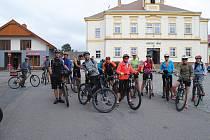 Cyklovýlet po krásách Královské stezky.