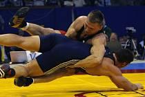 Za svou kariéru havlíčkobrodský zápasník Marek Švec (nahoře) vybojoval šest velkých medailí. Ta olympijská mu však ve sbírce chybí.