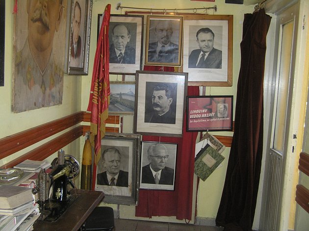 Muzeum socialismu.