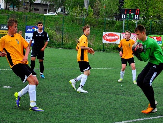 Remízy se zrodily v derby zápasech divizních brodských dorostenců se Žďárem nad Sázavou. Starší uhráli výsledek 2:2, jejich mladší kolegové 1:1.