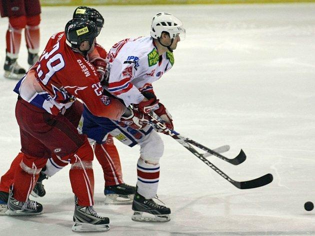 Brodští dorostenci zažili plodný víkend, z obou zápasů na domácím ledě totiž vytěžili maximum bodů. Nepřišel si na ně ani lídr nejvyšší soutěže – Vítkovice.