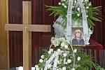 Pohřeb Jakuba Šimánka.