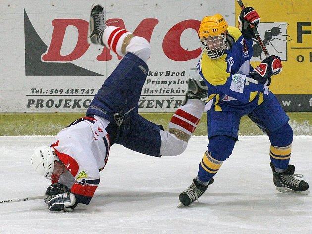 Junioři měli opět smůlu a utkání v Orlové prohráli o gól.